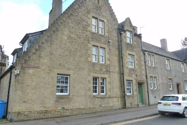 Thumbnail Flat for sale in Preston Road, Linlithgow