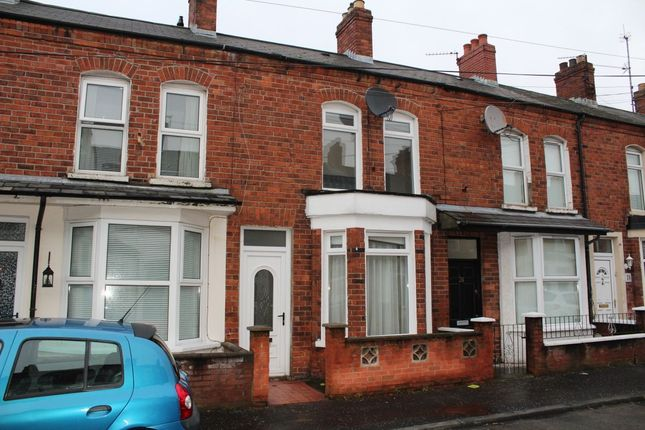 Thumbnail Terraced house for sale in Crystal Street, Bloomfield, Belfast
