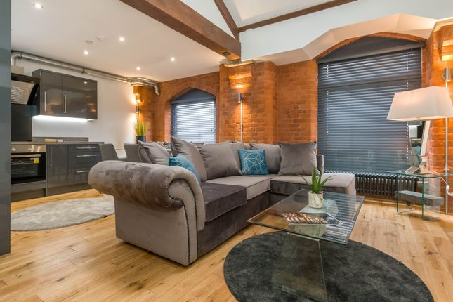 Thumbnail Flat to rent in Southall Street, Manchester