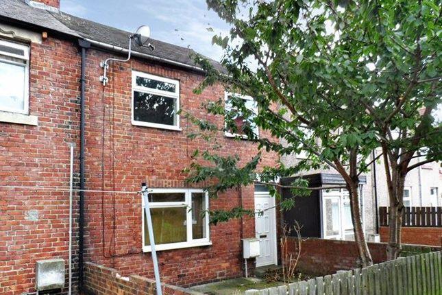 Thumbnail Terraced house to rent in Beatrice Street, Ashington