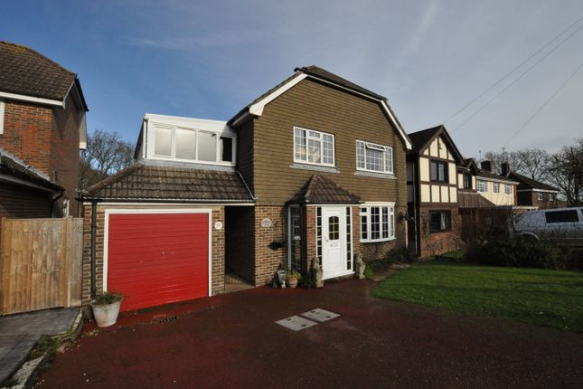 Thumbnail Detached house for sale in Top Cross Road, Bexhill-On-Sea