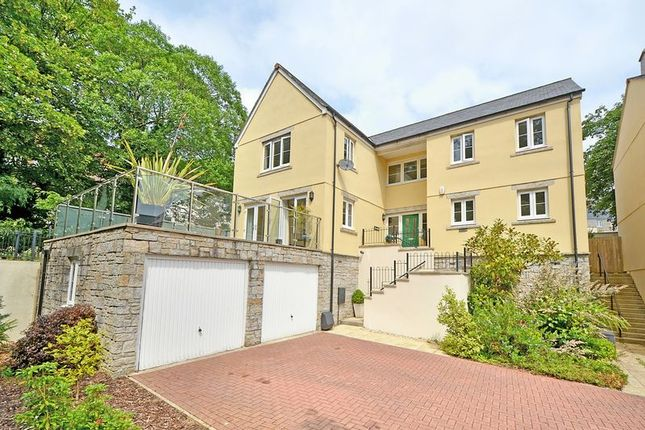 Thumbnail Detached house for sale in Garden Walk, Duporth, St. Austell