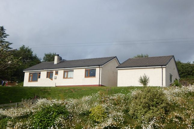 Thumbnail Bungalow for sale in Kensaleyre, Isle Of Skye