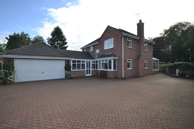 Thumbnail Detached house for sale in Cheadle Road, Blythe Bridge, Stoke-On-Trent