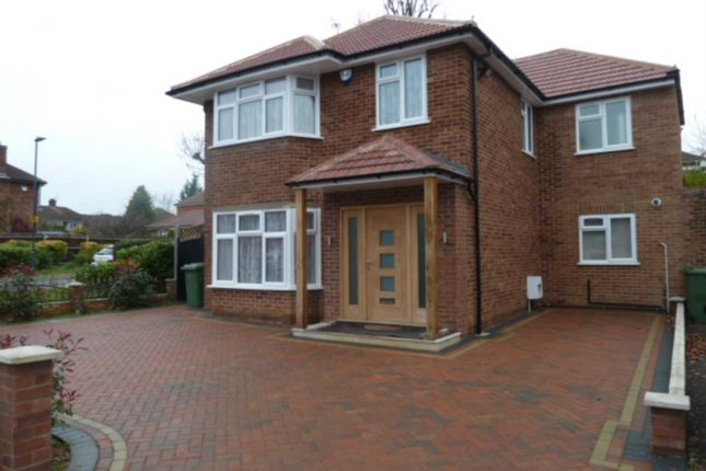 Thumbnail Detached house to rent in Cedar Drive, Pinner