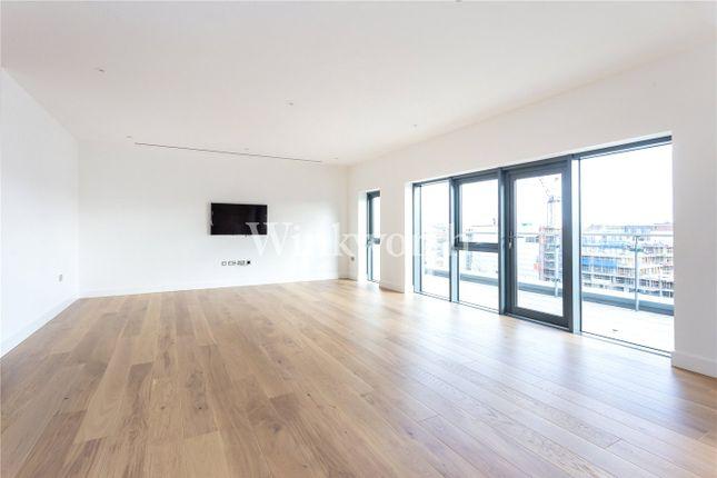 Thumbnail Flat to rent in Cornelia House, 3 Caversham Road, London