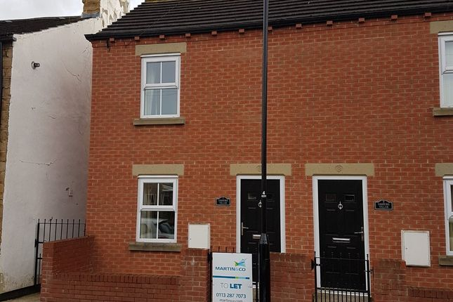 Thumbnail End terrace house to rent in Midland Street, Oulton, Leeds