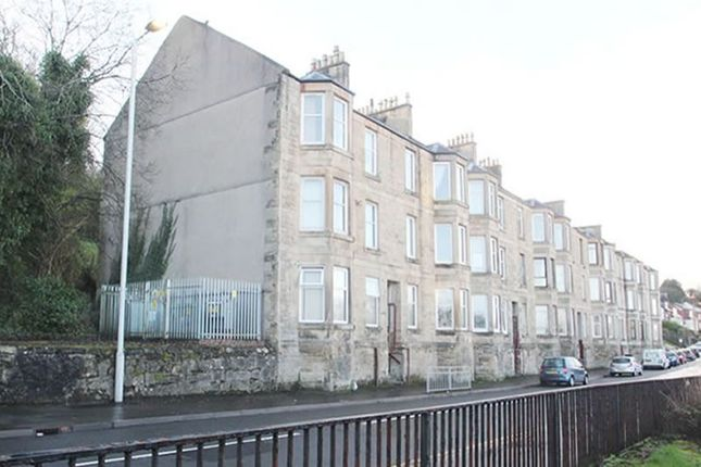 Thumbnail Flat for sale in 12C, Springhill Road, Port Glasgow PA145Qp