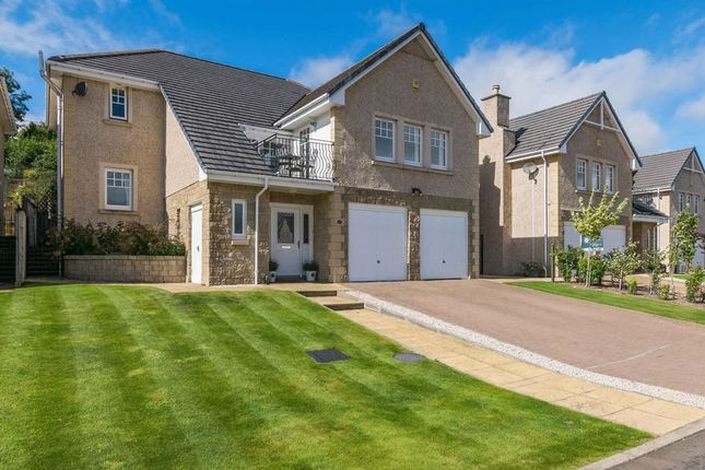 Thumbnail Detached house for sale in 6 Wedale View, Stow, Galashiels