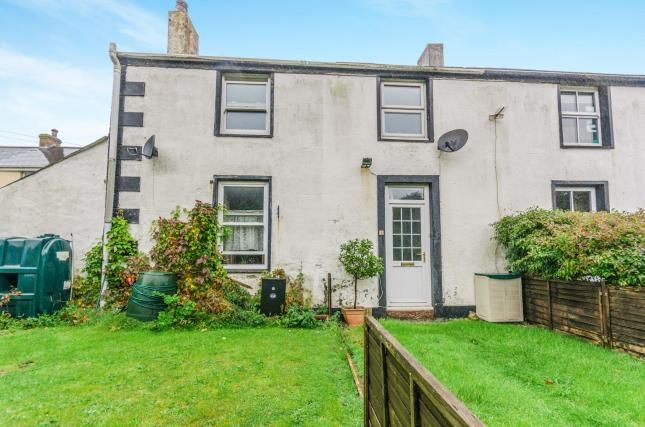 Thumbnail End terrace house for sale in Camborne, Cornwall