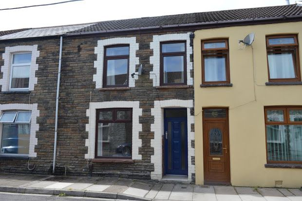 Thumbnail Terraced house for sale in King Street, Treforest