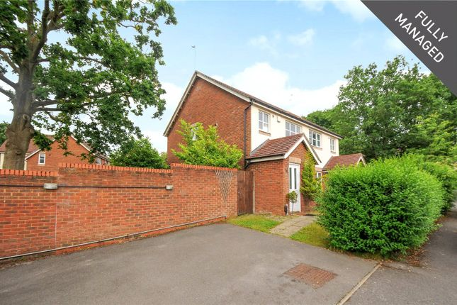 Thumbnail Semi-detached house to rent in Greystock Road, Warfield, Bracknell, Berkshire