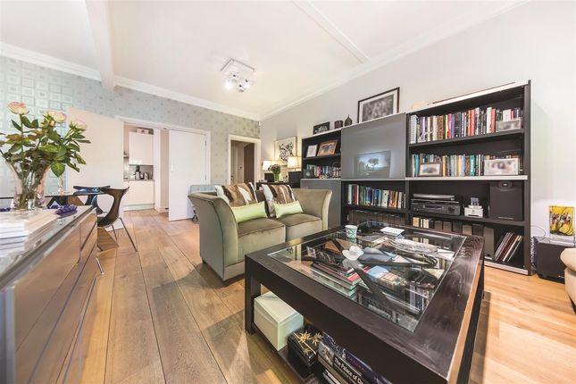 Reception Room of Collingham Gardens, London SW5