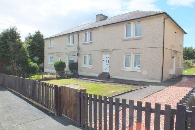 Thumbnail Flat to rent in Mavisbank Gardens, Bellshill