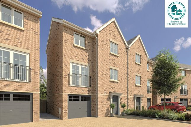 Thumbnail Semi-detached house for sale in Tayfields, Tayfen Road, Bury St. Edmunds, Suffolk