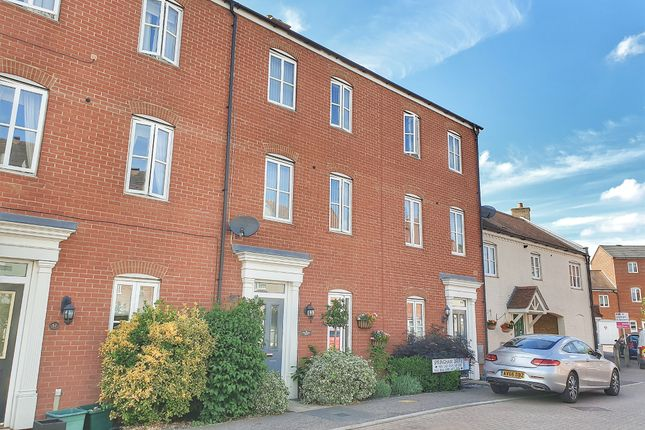 Thumbnail Town house for sale in Springham Drive, Mile End, Colchester
