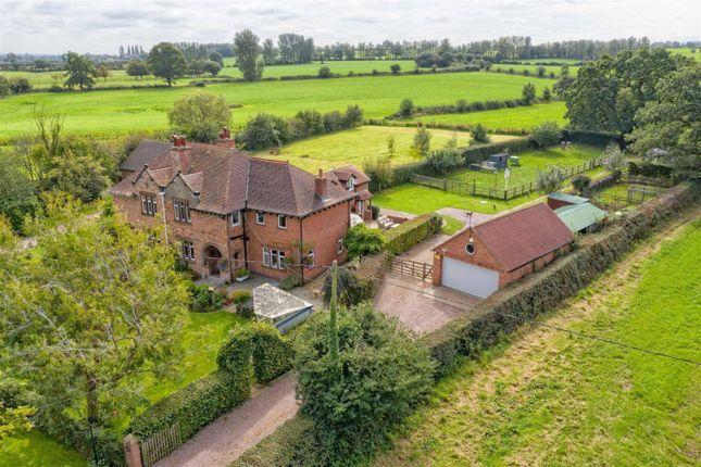 Thumbnail Semi-detached house for sale in Haughton, Tarporley