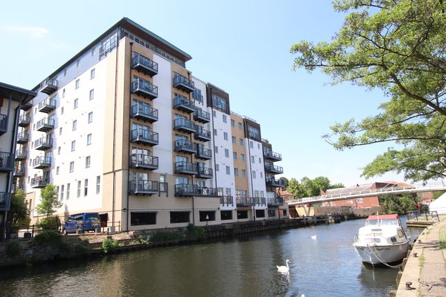 Thumbnail 2 bed flat to rent in King Street, Norwich
