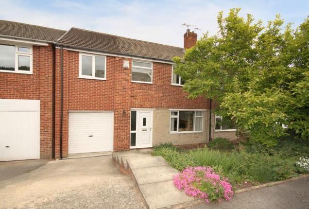 Thumbnail Semi-detached house for sale in Hazel Close, Dronfield, Derbyshire