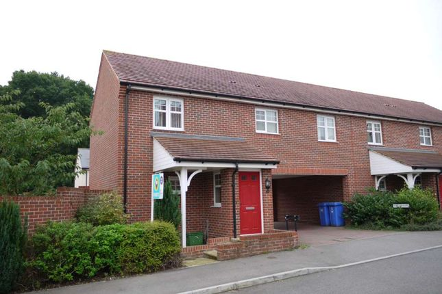 Thumbnail Maisonette to rent in Fieldfare Drive, Bracknell