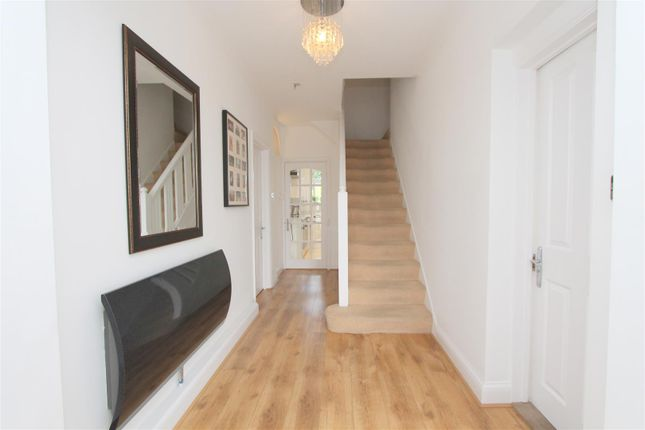 Hall B of Foresters Drive, Wallington SM6
