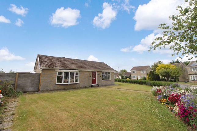 Thumbnail Detached bungalow for sale in Millfield Close, Pickering