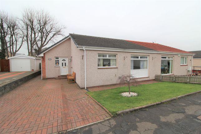 Thumbnail Semi-detached bungalow for sale in Drumpellier Ave, Coatbridge