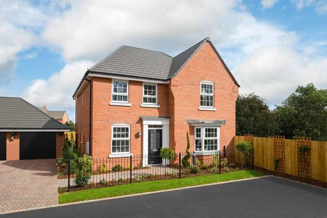 """Thumbnail Detached house for sale in """"Holden"""" at Ellerbeck Avenue, Nunthorpe, Middlesbrough"""