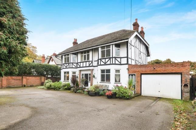 Thumbnail Detached house for sale in Hooton Park Lane, Hooton, Ellesmere Port