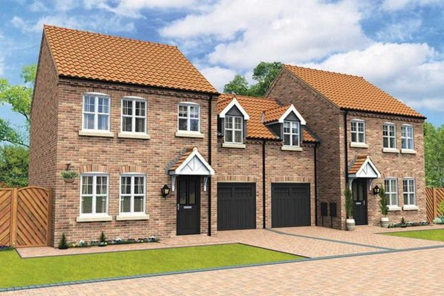 Thumbnail Semi-detached house for sale in Plot 161, The Butterwick, The Swale, Corringham Road