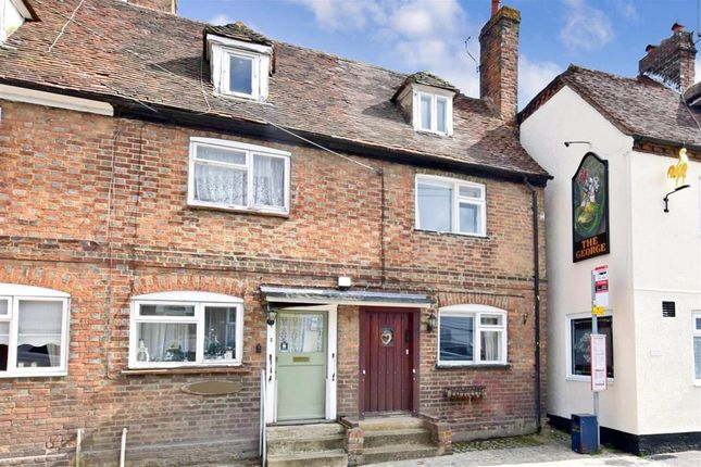 Thumbnail End terrace house for sale in Benover Road, Yalding, Maidstone, Kent
