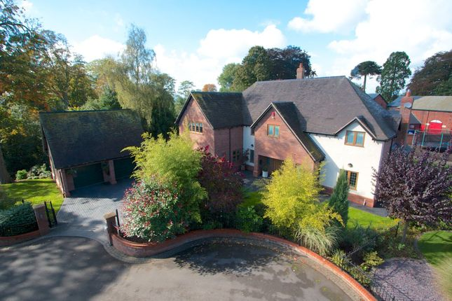 Thumbnail Detached house for sale in Childs Ercall, Market Drayton, Shropshire
