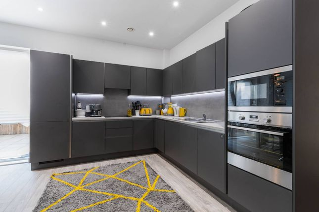 Thumbnail Flat for sale in Shipbuilding Way, Upton Park, London