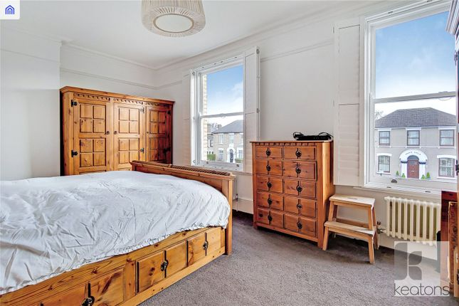 Bedroom One of Claremont Road, London E7