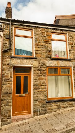 Thumbnail Terraced house to rent in Princes Street, Treherbert