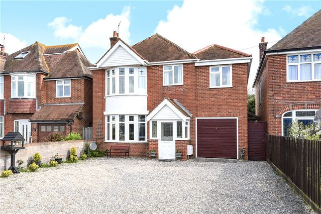 Thumbnail Detached house for sale in Dorchester Road, Weymouth, Dorset