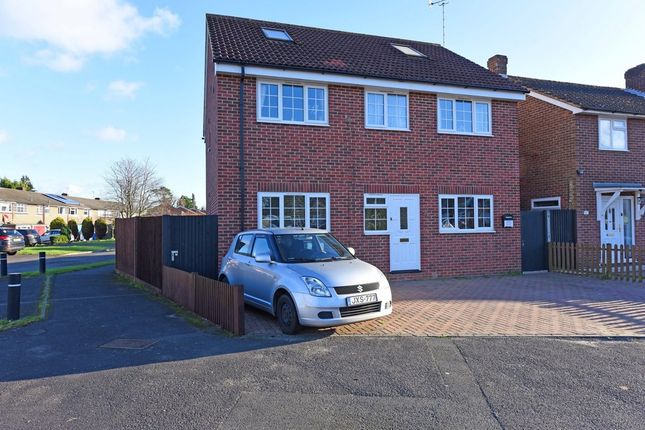 Thumbnail Maisonette for sale in Myrtle Drive, Blackwater, Camberley