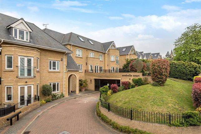 Thumbnail Flat for sale in Anabelle Court, Enfield, Middlesex