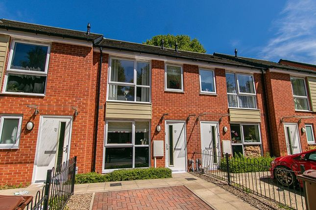 Front of Brodwell Grove, Nottingham NG3