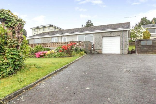 Thumbnail Detached bungalow for sale in Wadham Road, Liskeard, Cornwall