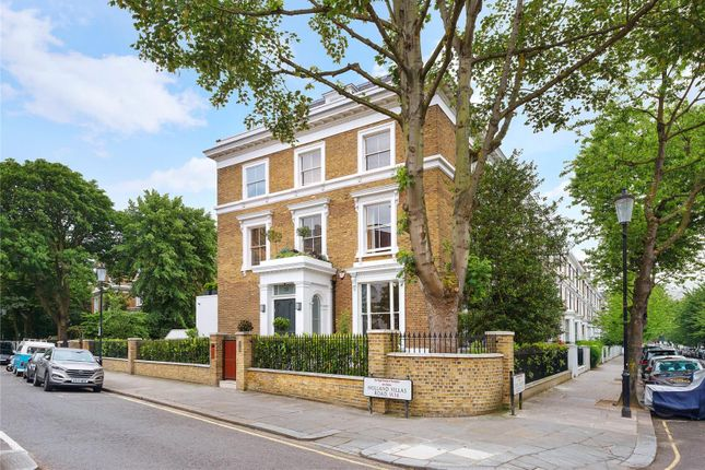 Thumbnail End terrace house for sale in Holland Villas Road, London