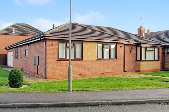 Thumbnail Detached bungalow for sale in Sandwell Close, Long Eaton, Long Eaton