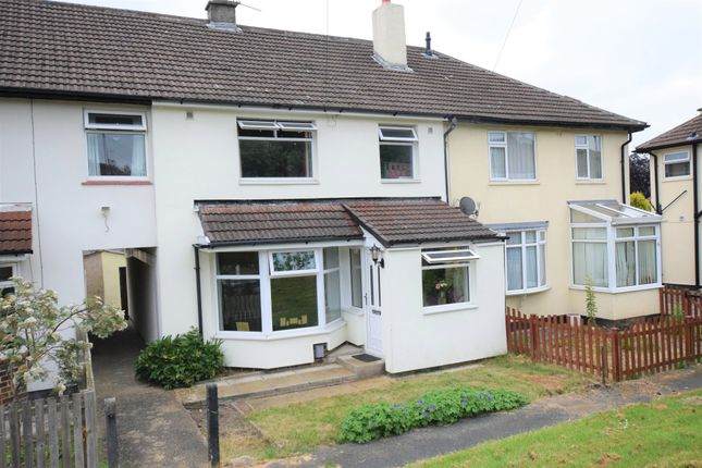 Thumbnail Terraced house for sale in De Lacy Avenue, Almondbury, Huddersfield