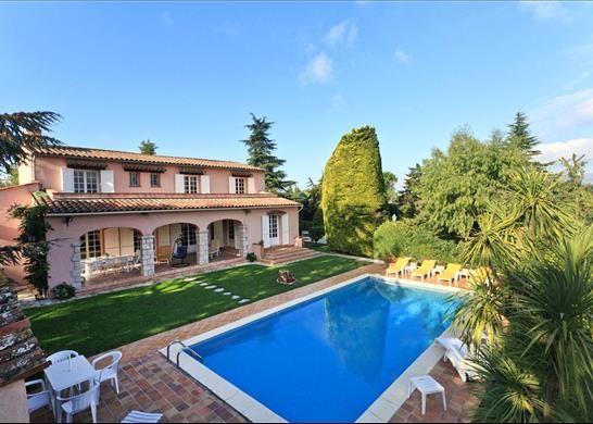 4 bed detached house for sale in Castellaras, Alpes Maritimes, Cote D'azur
