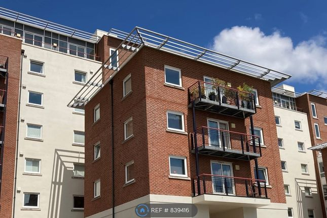 Thumbnail Flat to rent in Brecon House, Portsmouth