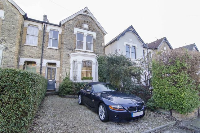 Thumbnail Semi-detached house for sale in Kempshott Road, London