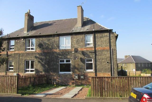 Thumbnail Flat to rent in 25 Croall Street, Kelty
