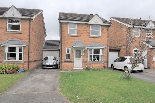 Thumbnail Semi-detached house for sale in Hill Village Road, Werrington, Stoke-On-Trent