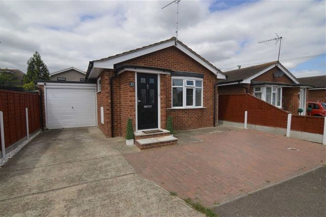 Thumbnail Detached bungalow for sale in Landsburg Road, Canvey Island, Essex
