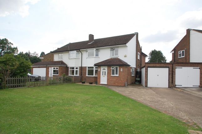 4 bed semi-detached house for sale in Pinewood Green, Iver, Buckinghamshire SL0